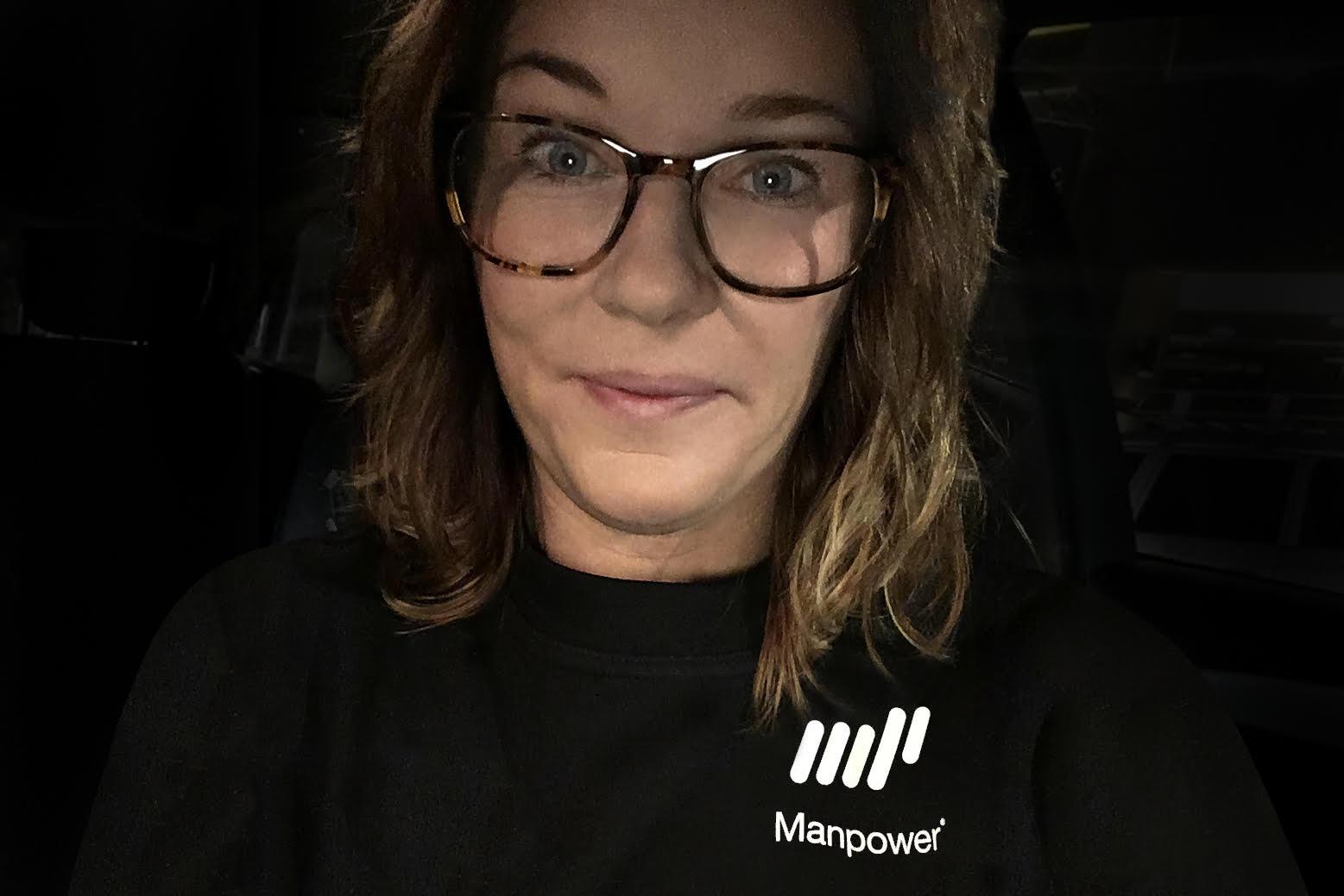 Anna Holmerud –Manpower