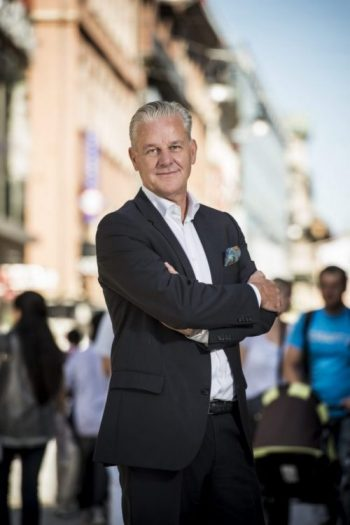 Lars Forseth, vd ManpowerGroup